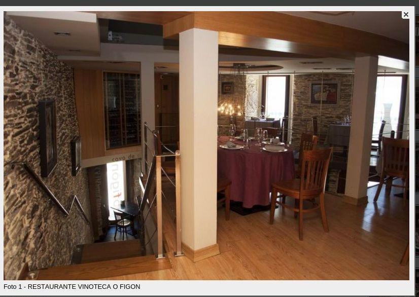Foto 8 de Cocina tradicional en Lugo | Restaurante Vinoteca Tapería O Figón