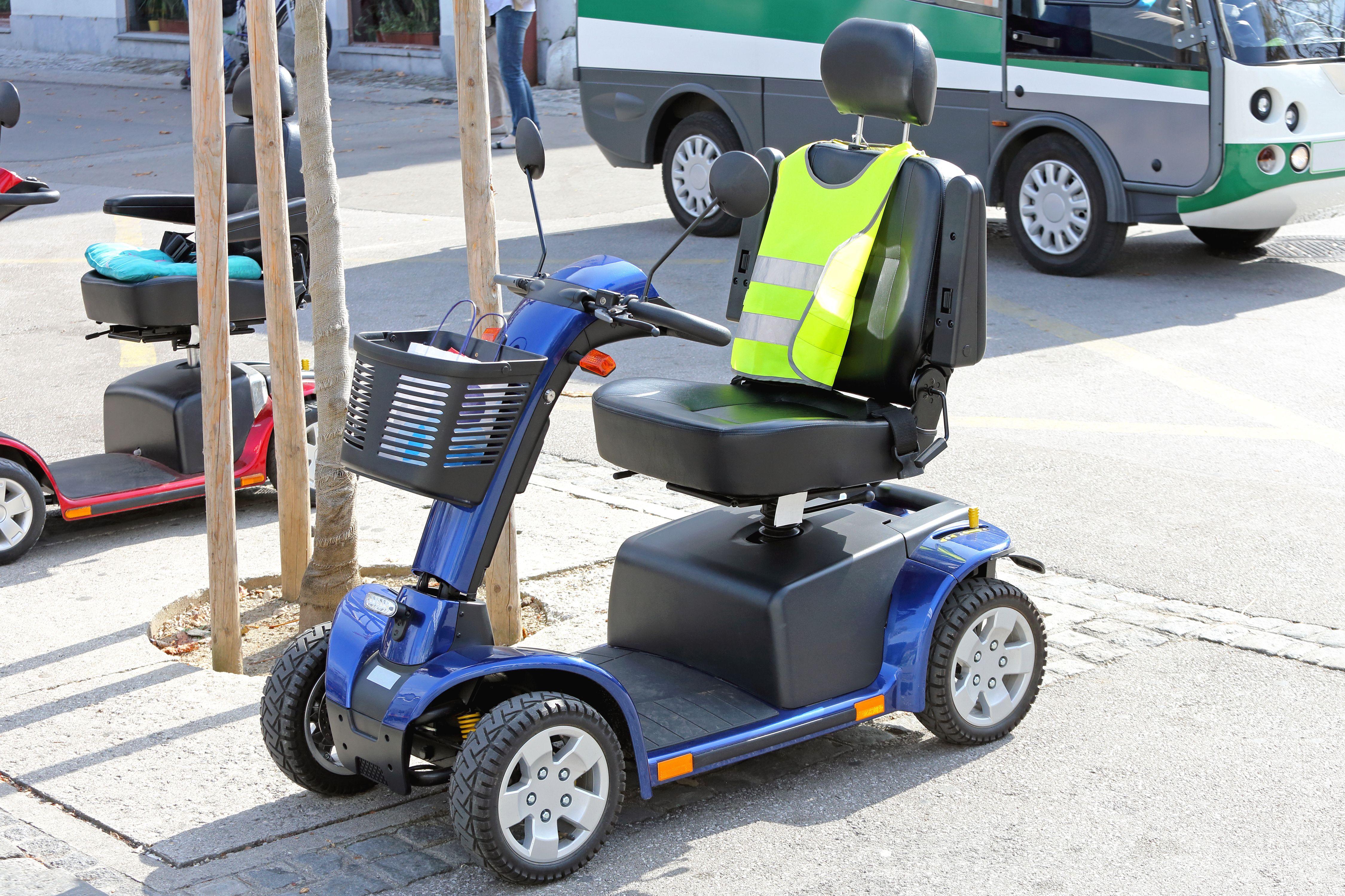 Alquiler de scooter en Calafell