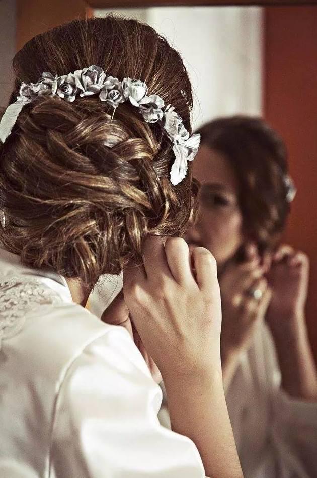 Peinados y maquillaje para novias en Toledo