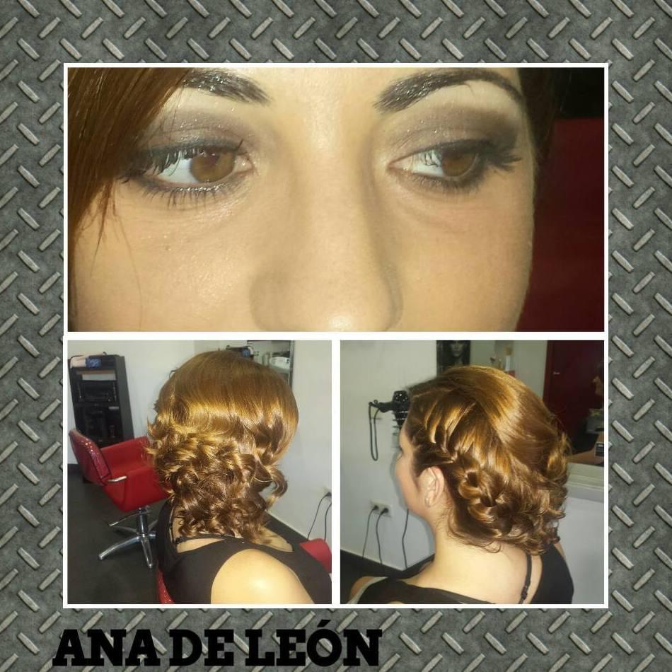 Buena peluquería para bodas en Toledo