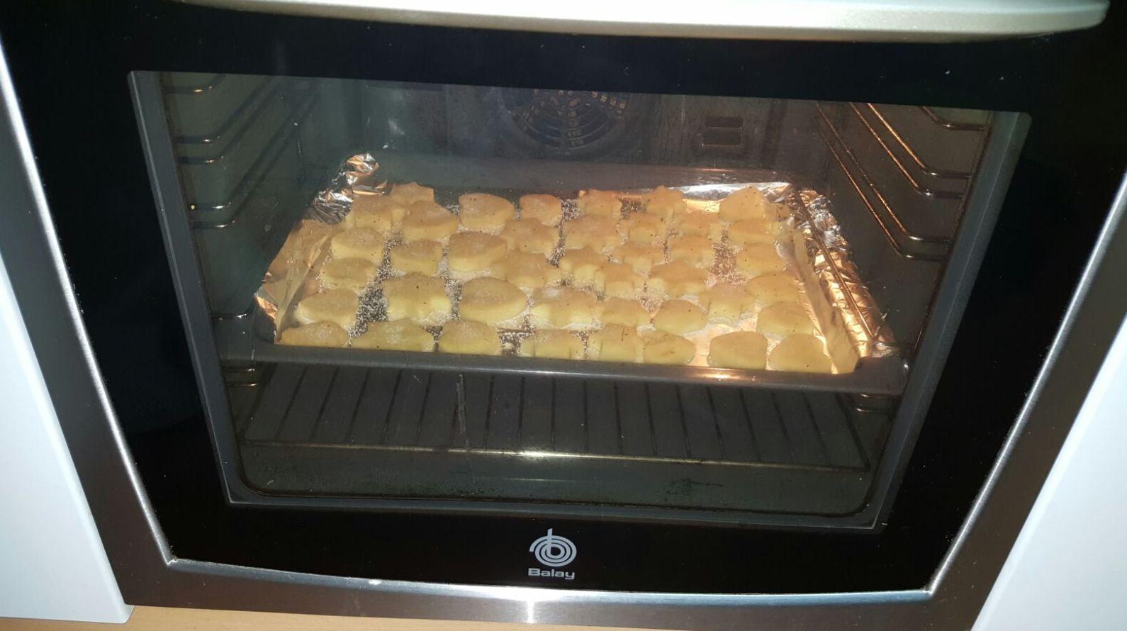 Hacemos galletas ricas, ricas