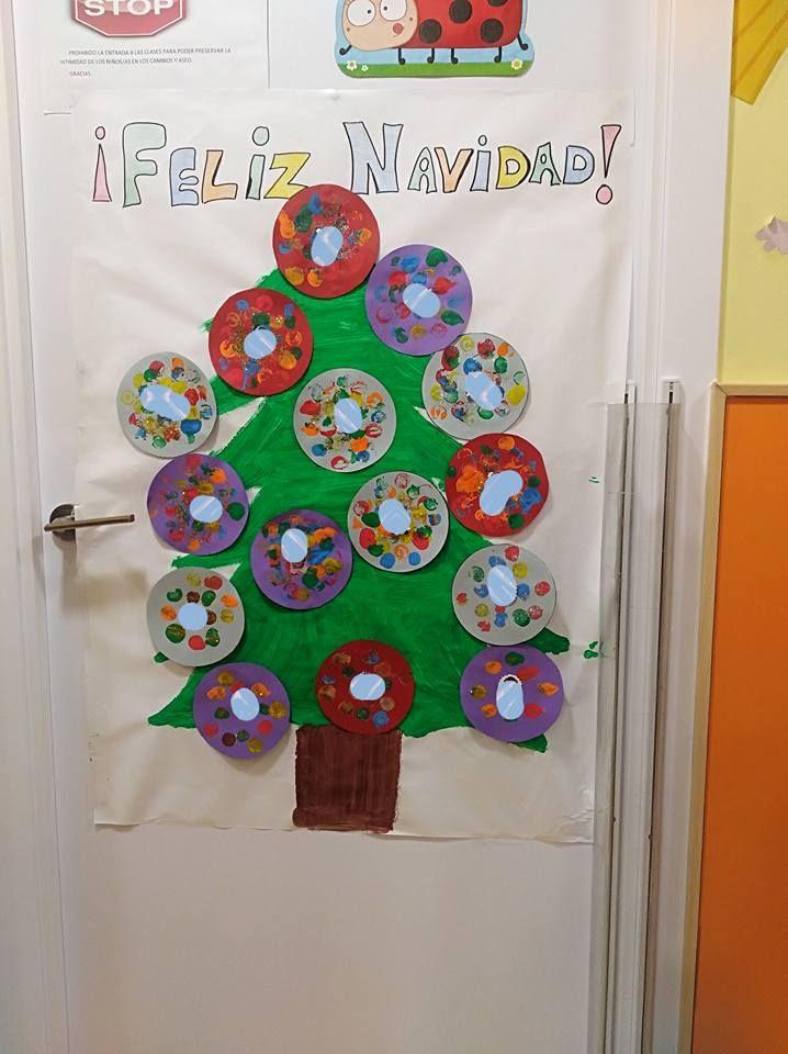 Navidad en escuela infantil