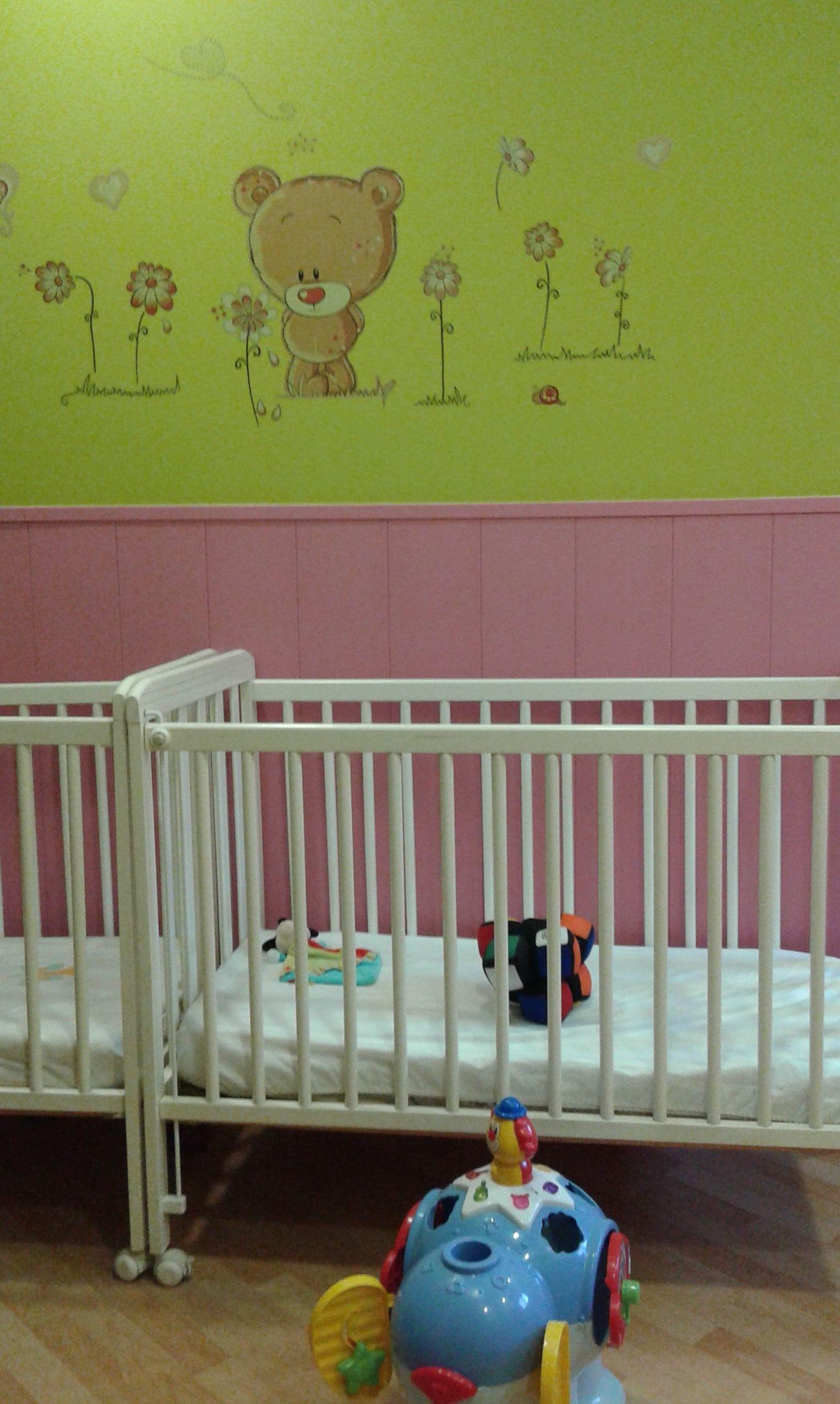 Dormitorio para bebés
