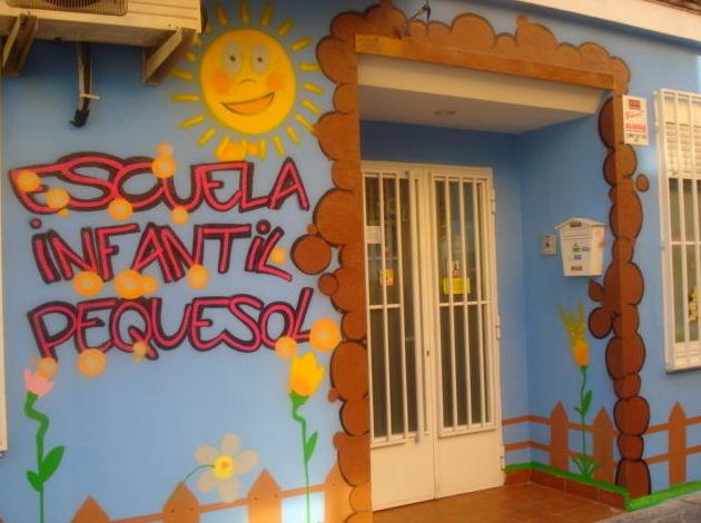 Pequesol, escuela infantil en Leganés