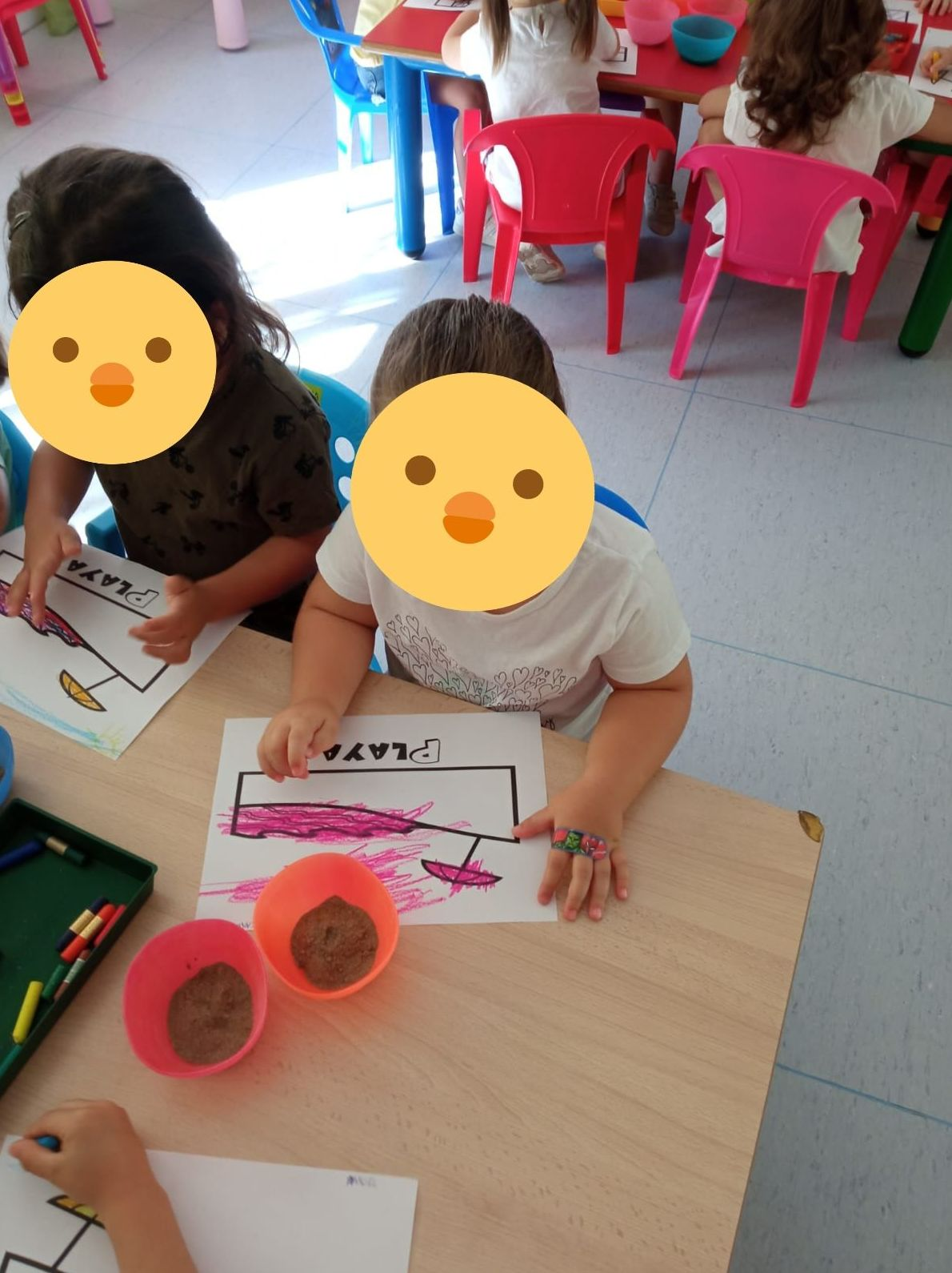 Foto 2 de Centro de educación infantil en Leganés | Escuela Infantil Pequesol