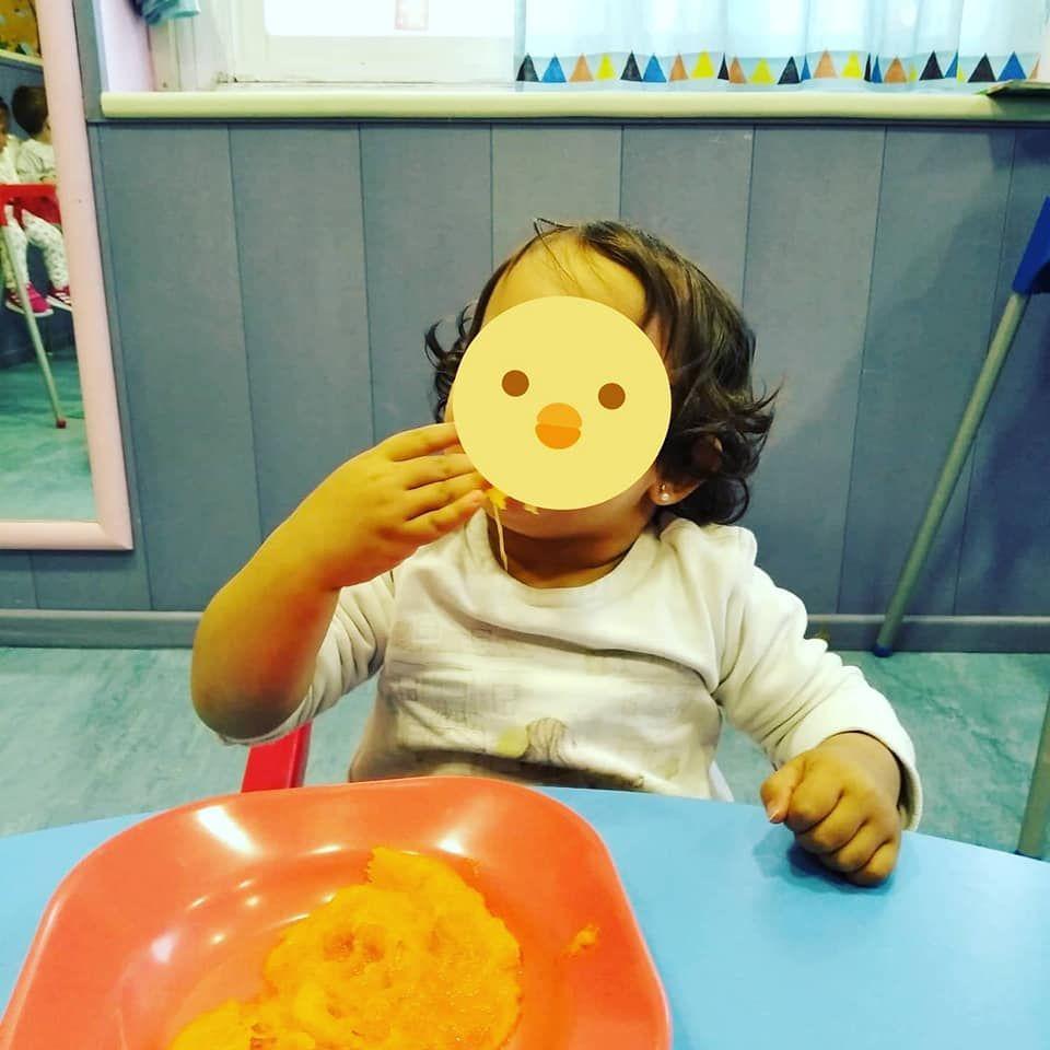 Los niños y niñas aprenderán a comer sano en nuestra escuela