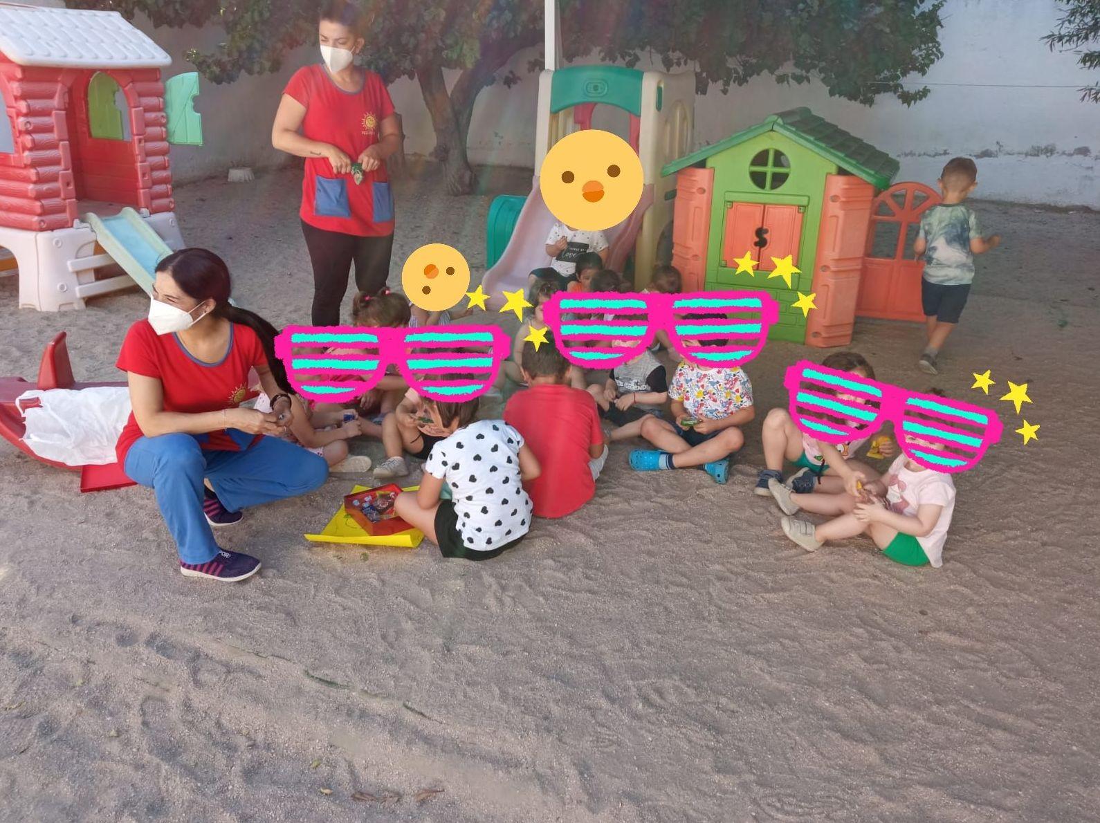 Foto 1 de Centro de educación infantil en Leganés | Escuela Infantil Pequesol