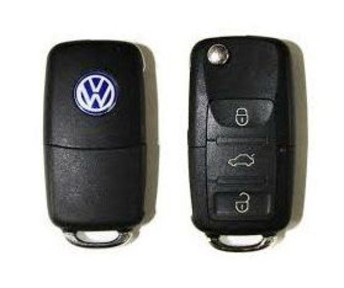 Llave de coche marca Wolkswagen modelos: Golf, Passat, Jetta: Productos de Zapatería Ideal Alcobendas