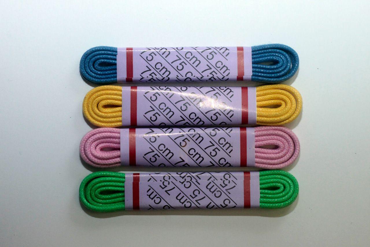 Cordones de colores: Productos de Zapatería Ideal Alcobendas