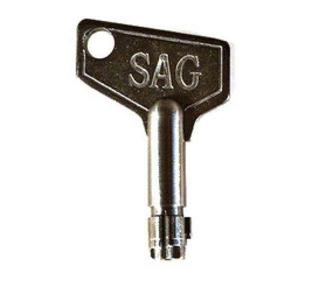 Llave SAG: Productos de Zapatería Ideal Alcobendas