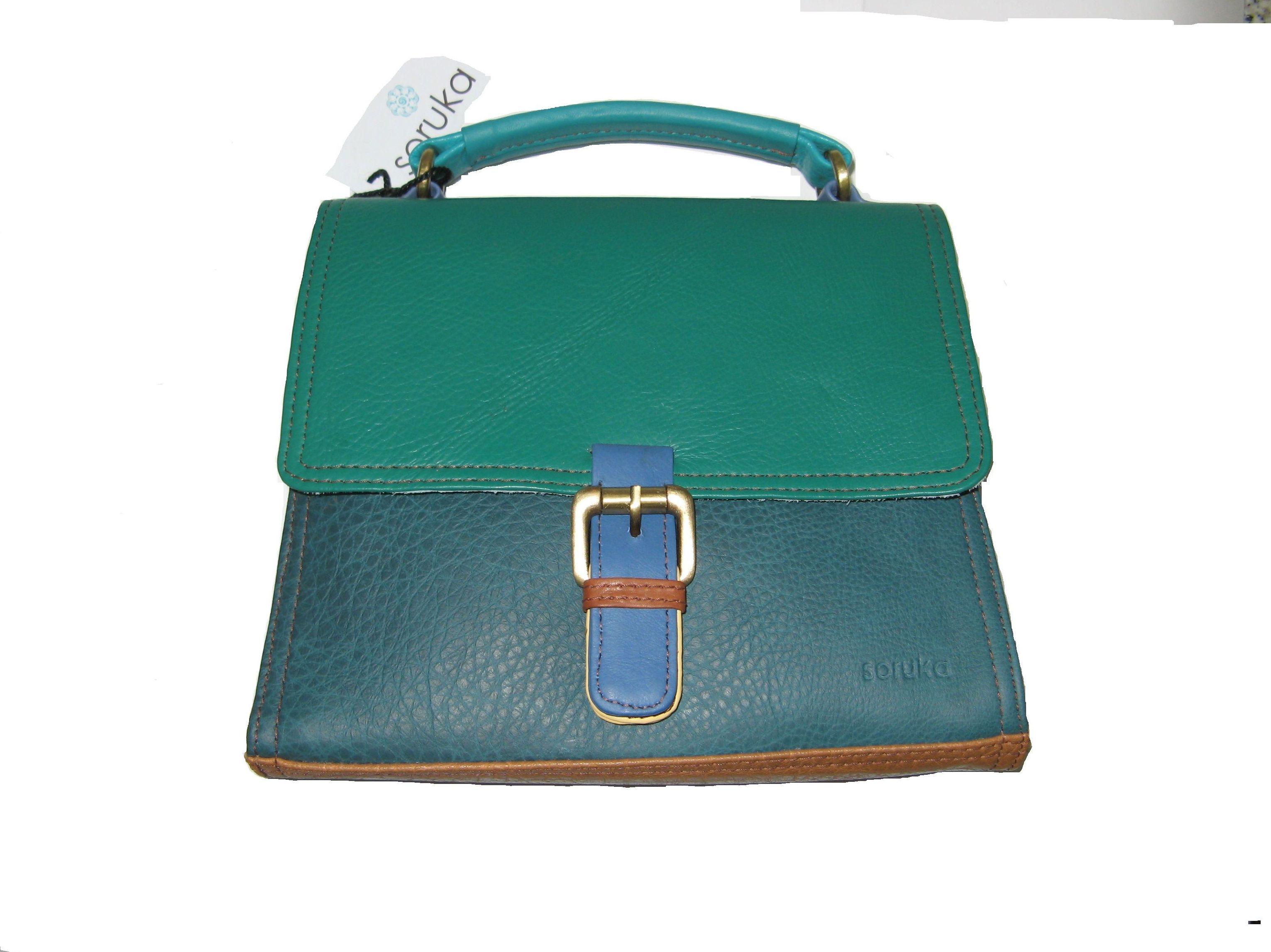Bolso verde: Productos de Zapatería Ideal Alcobendas