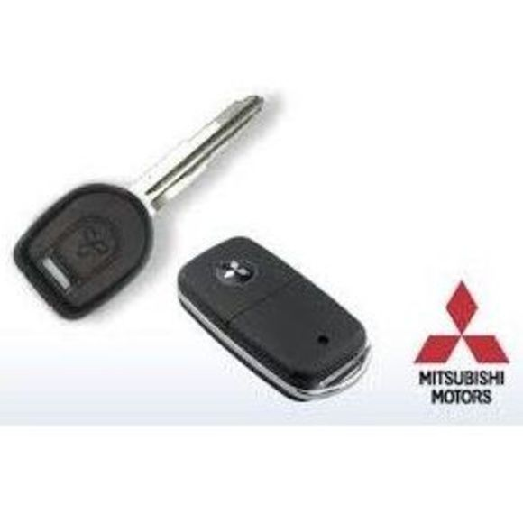 Llave Mitsubishi y control remoto: Productos de Zapatería Ideal Alcobendas