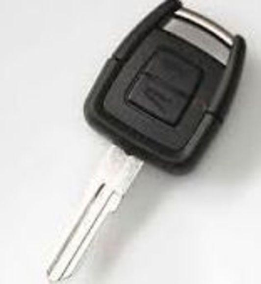 Llaves de coche Opel, modelos Zafira, Vectra: Productos de Zapatería Ideal Alcobendas
