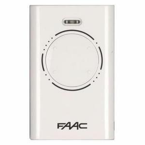 Modelo FAAC XT4 868 SLH BLANC-FAAC: Productos de Zapatería Ideal Alcobendas