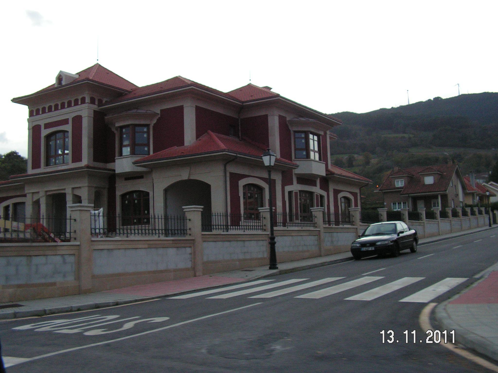 Empresa de construcción en Mieres, Asturias