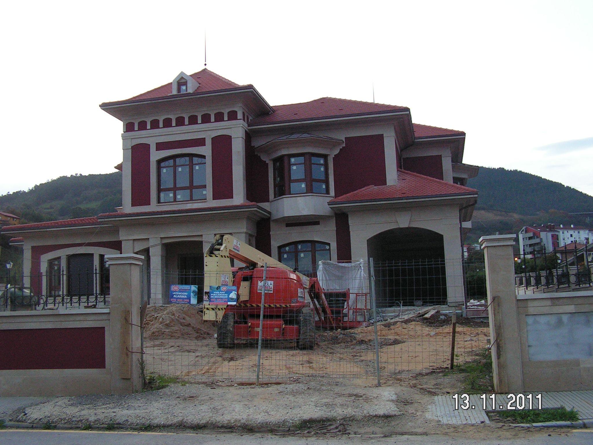 Construcciones en Mieres