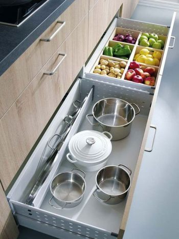 Almacena tu cocina en Oviedo