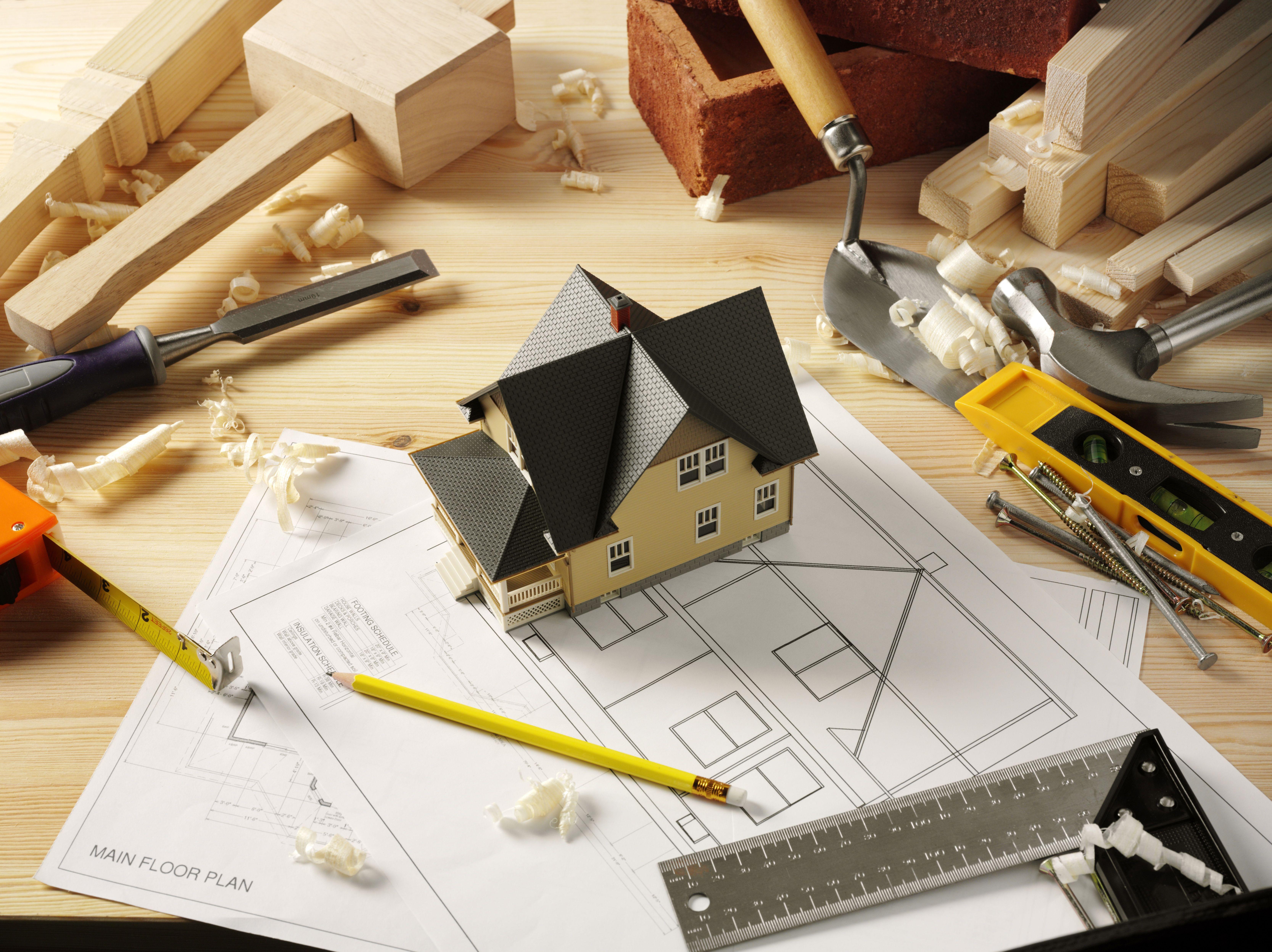 Reformas integrales: Servicios de Construcciones David Rodríguez