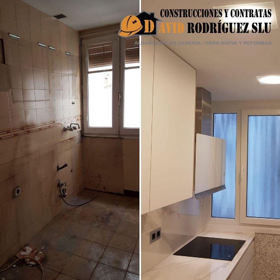 Foto 13 de Reformas integrales para empresas y particulares en Alagón | Construcciones David Rodríguez