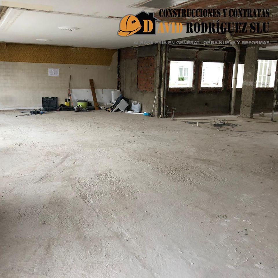 Foto 80 de Reformas integrales para empresas y particulares en Alagón | Construcciones David Rodríguez
