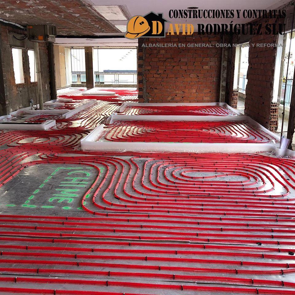 Foto 22 de Reformas integrales para empresas y particulares en Alagón | Construcciones David Rodríguez