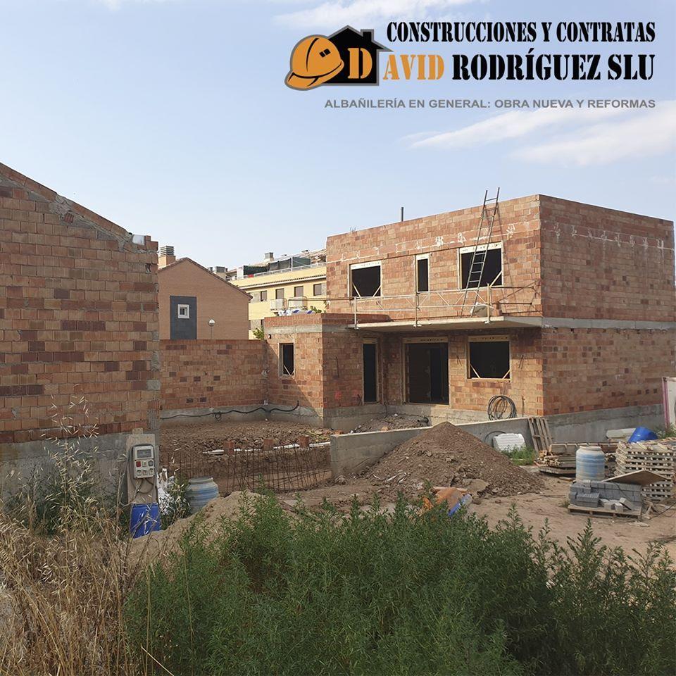 Foto 12 de Reformas integrales para empresas y particulares en Alagón | Construcciones David Rodríguez