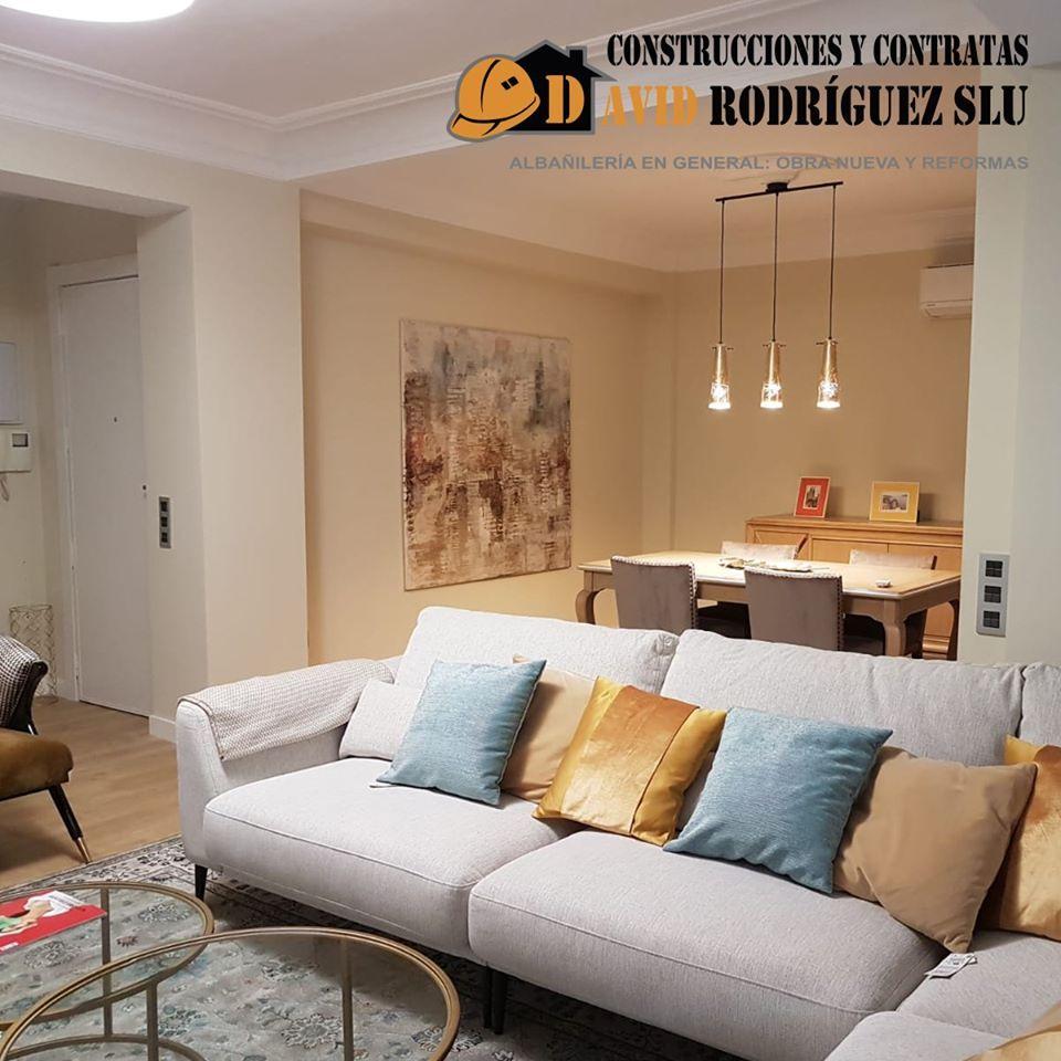 Foto 14 de Reformas integrales para empresas y particulares en Alagón | Construcciones David Rodríguez