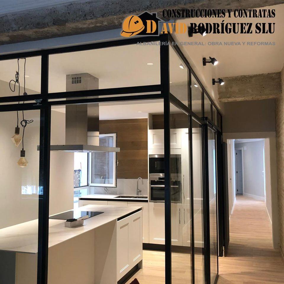 Foto 8 de Reformas integrales para empresas y particulares en Alagón | Construcciones David Rodríguez
