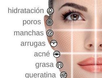 Diagnóstico facial Gratis: Tratamientos y cosméticos de Etherma