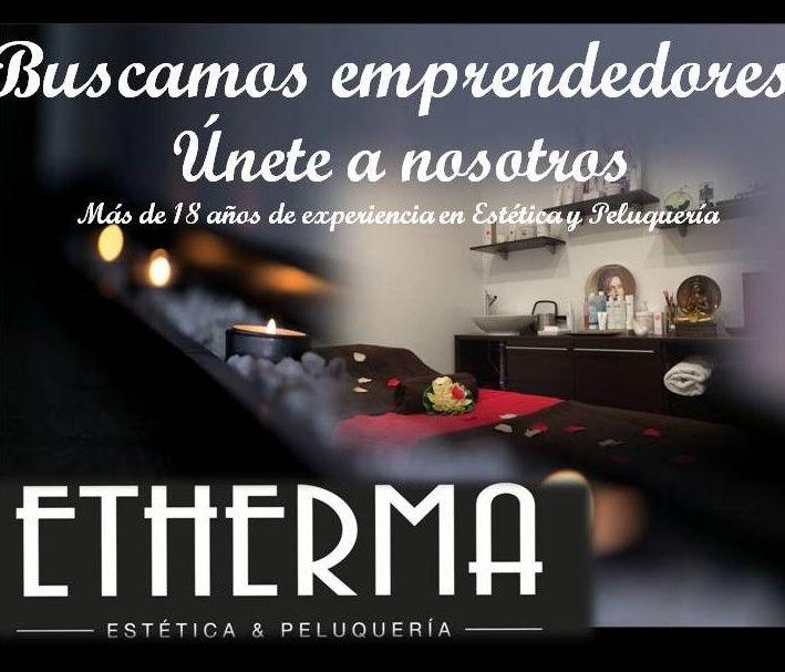 Franquicias ETHERMA: Tratamientos y cosméticos de Etherma
