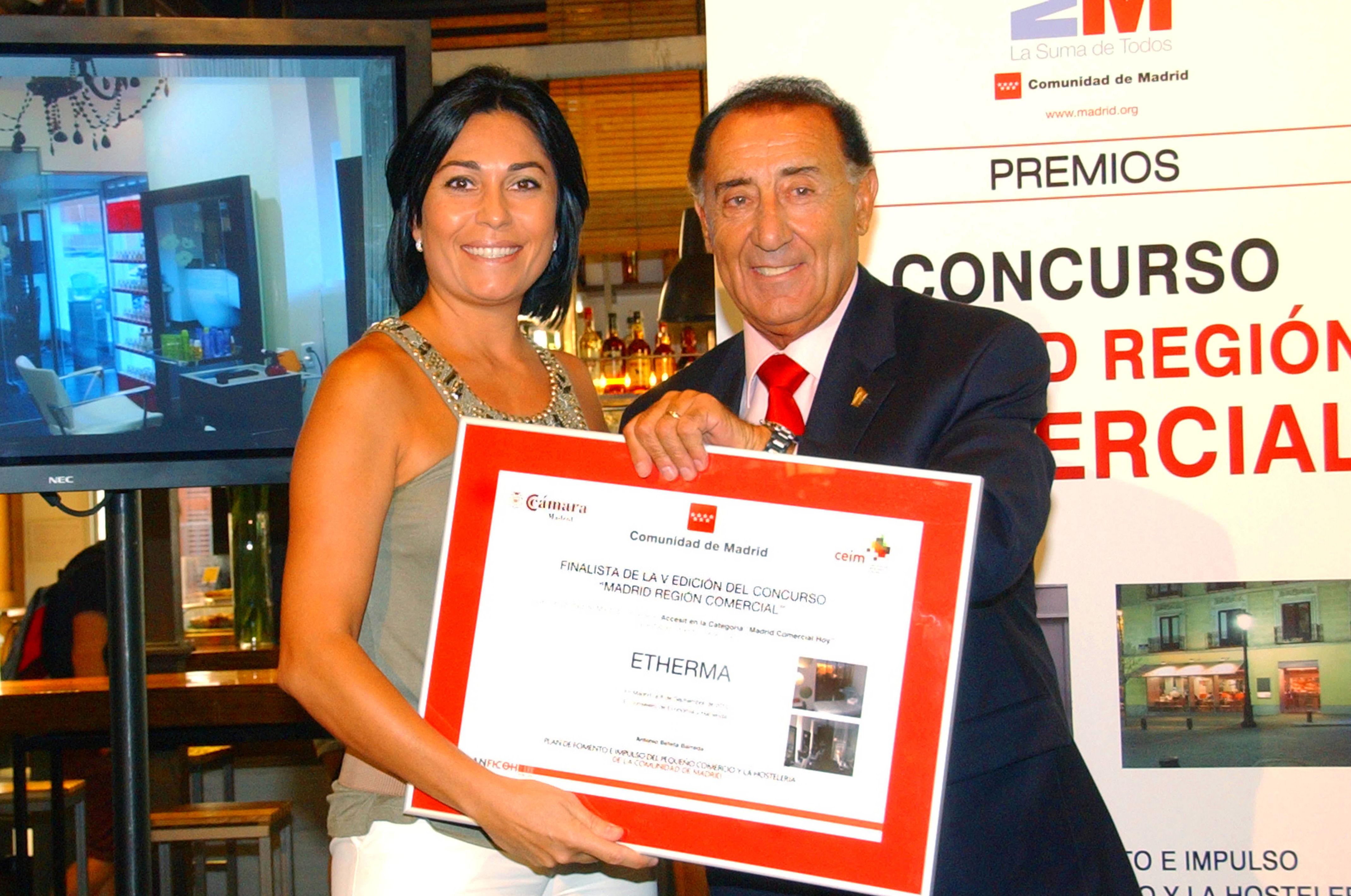 Finalista V Edición Madrid Región Comercial