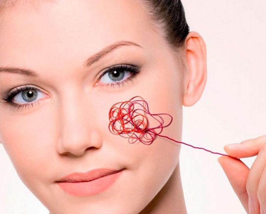 Cuperosis. puntos de rubí: Tratamientos y cosméticos de Etherma