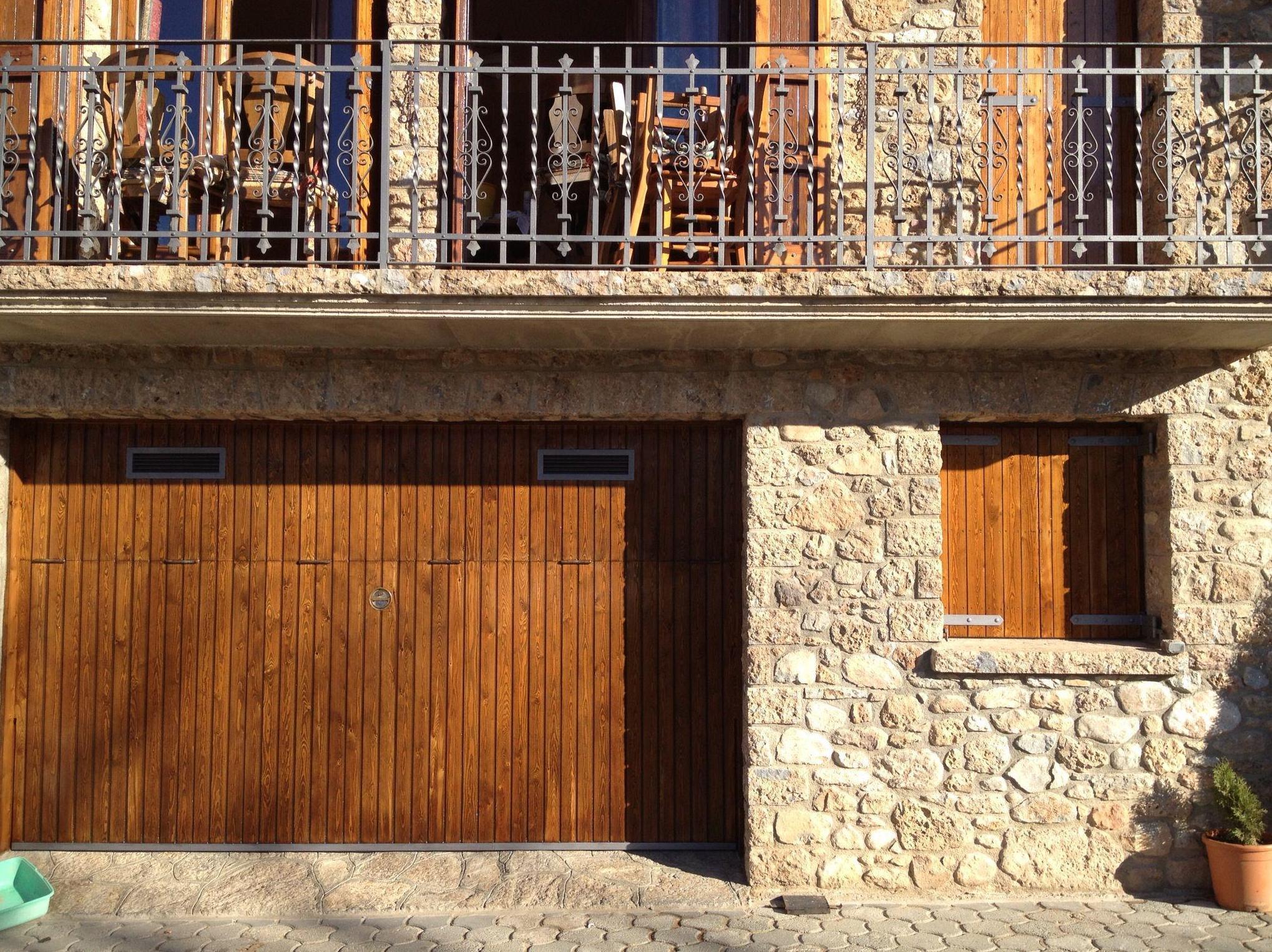 pintura de exteriores en Girona