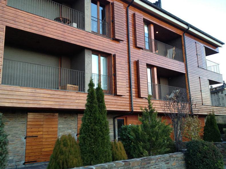 Tratamientos para madera de exterior