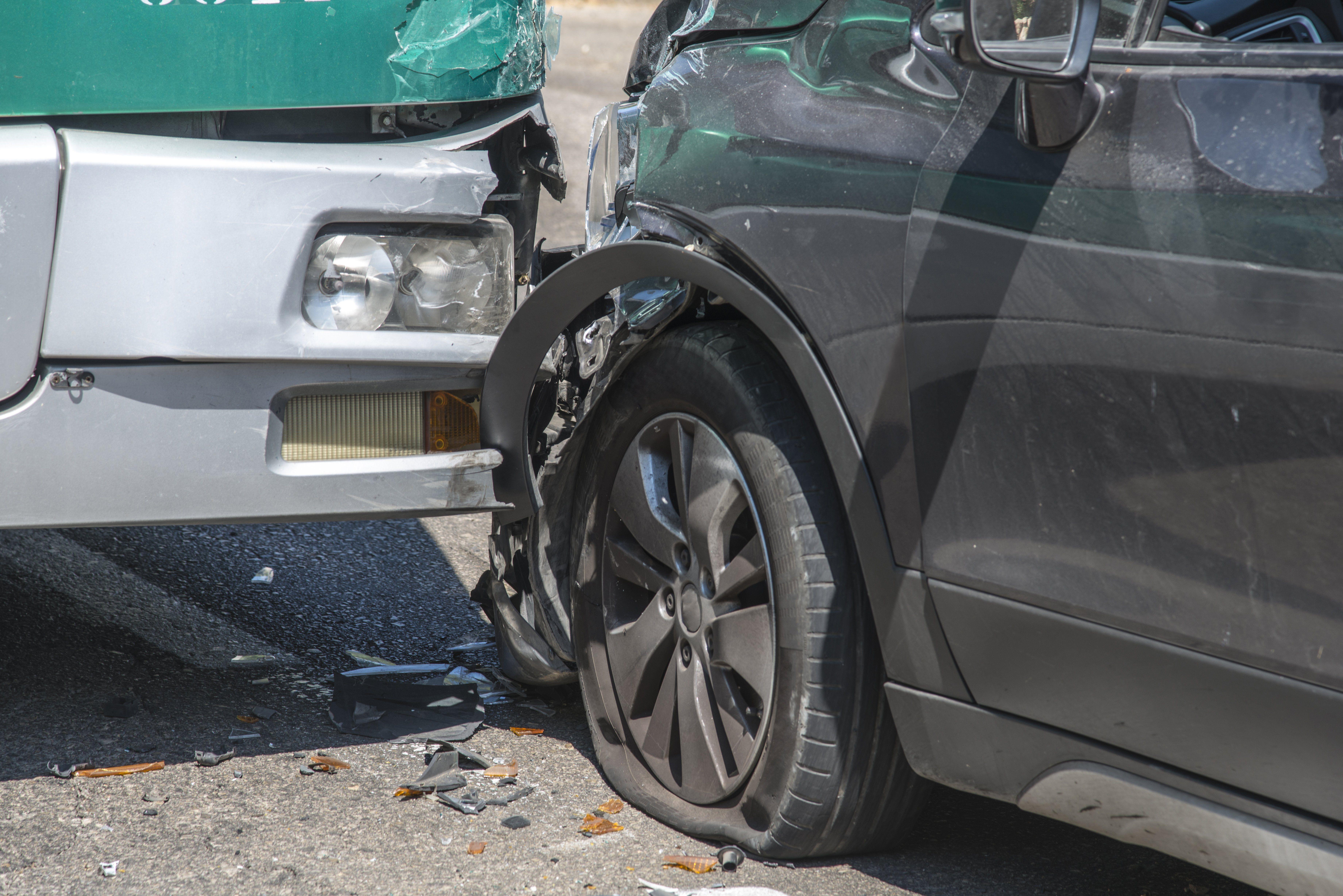 Accidente de tráfico: Servicios de JUAN MARCOS PÉREZ PONT