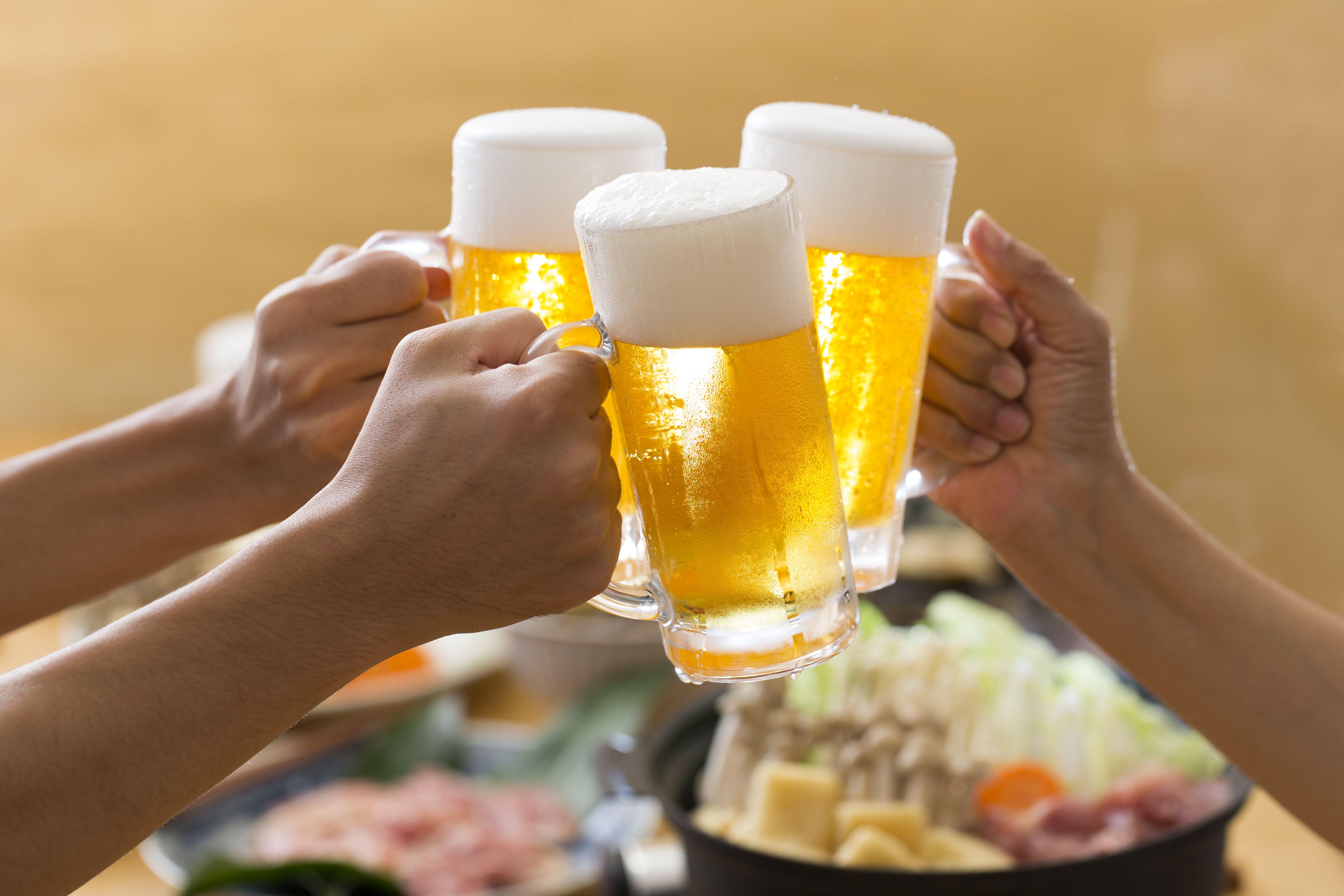 Cervezas y bocadillos Frankfurt Vilafranca del Penedes