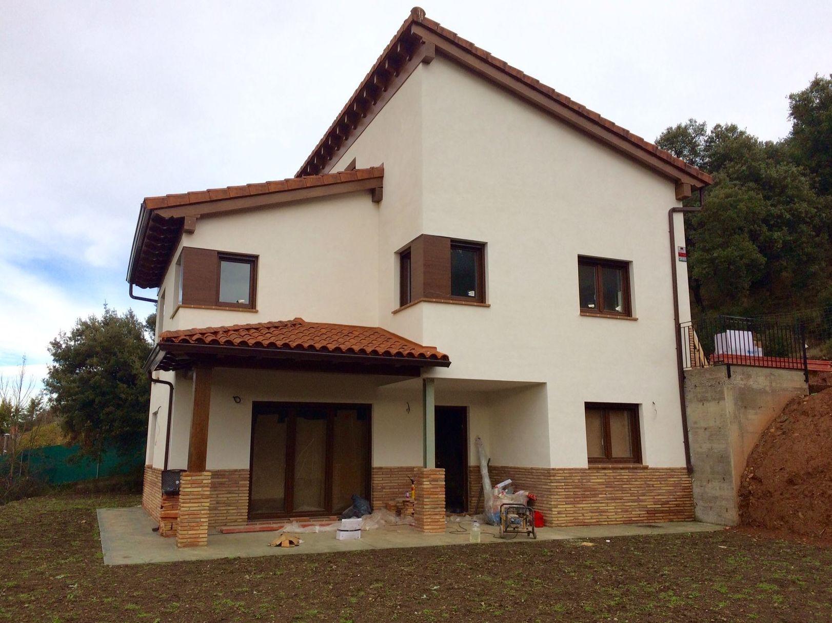 Vivienda Unifamiliar en Hornos de Moncalvillo (La Rioja)