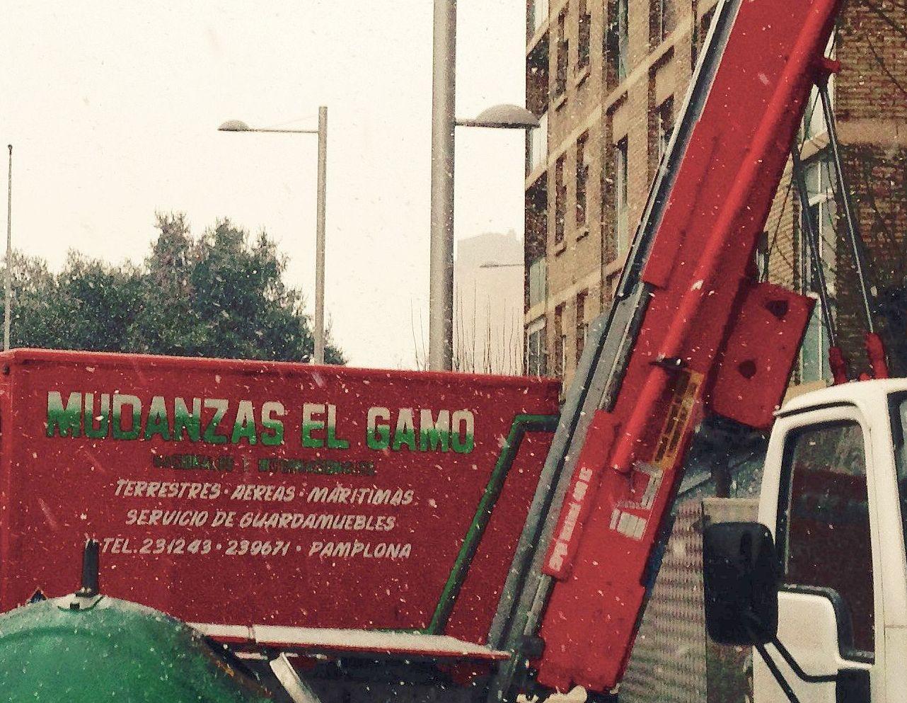 Foto 25 de Mudanzas y guardamuebles en Mutilva | Mudanzas Gamo