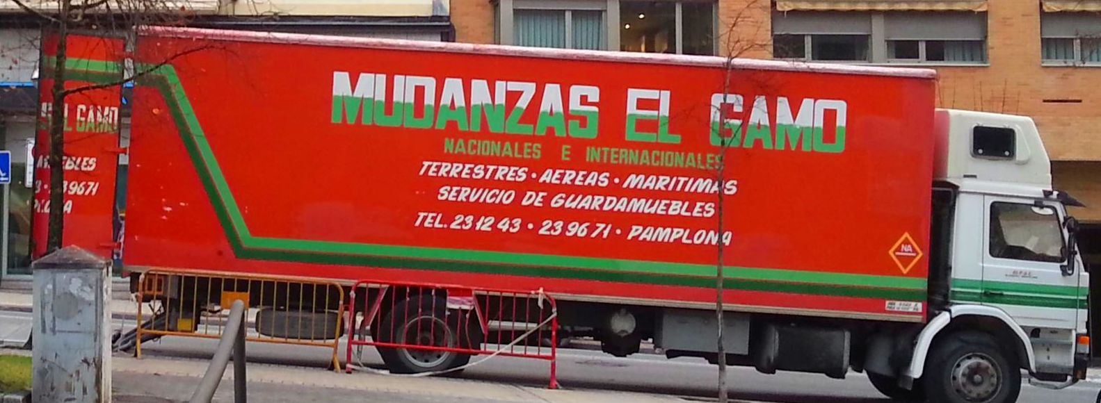 Mudanzas Gamo en Pamplona / Iruña, en Navarra cuenta con todo tipo de vehículos. Estamos preparados para todo.