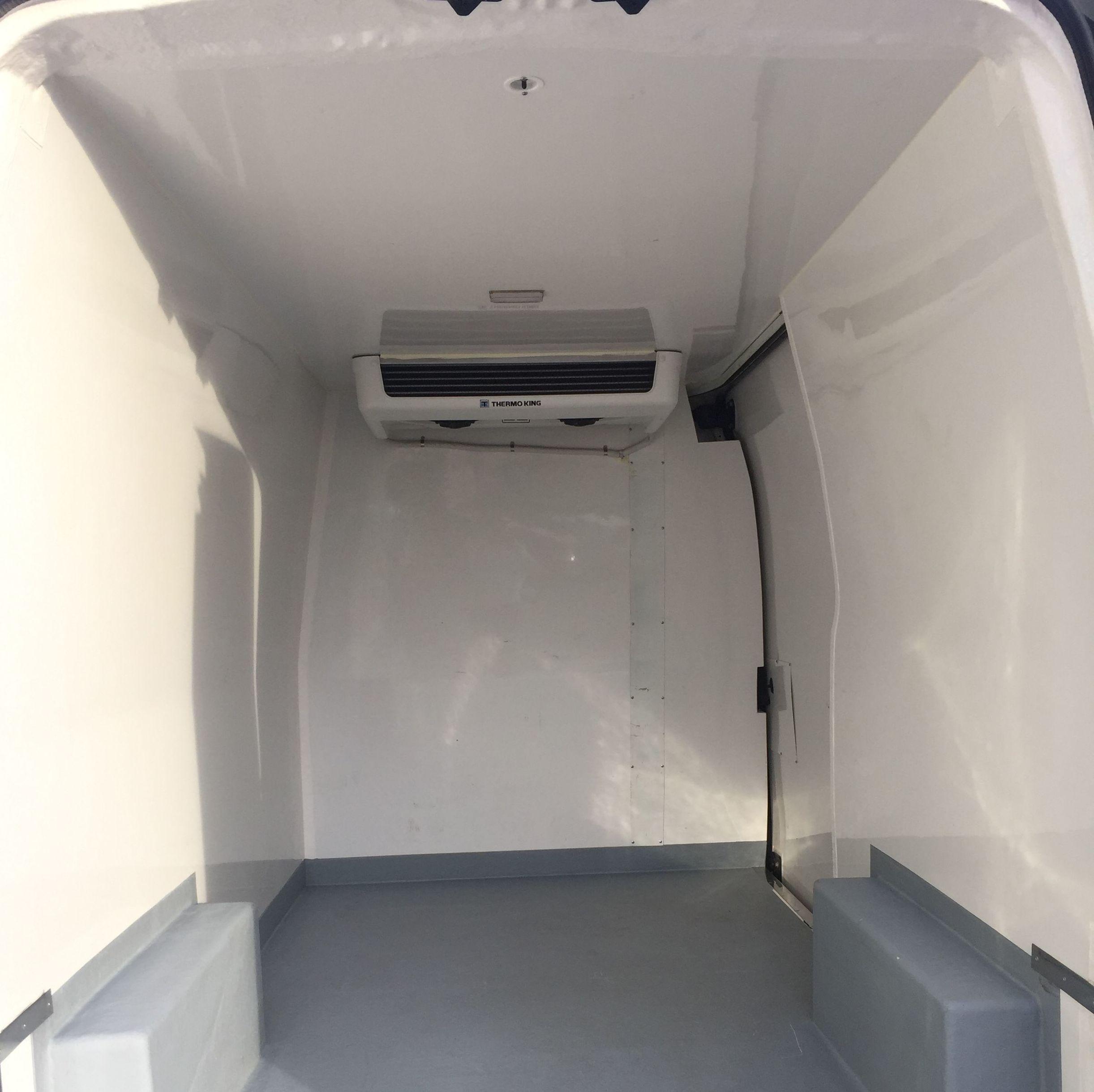 Alquiler furgonetas frigoríficas Asturias