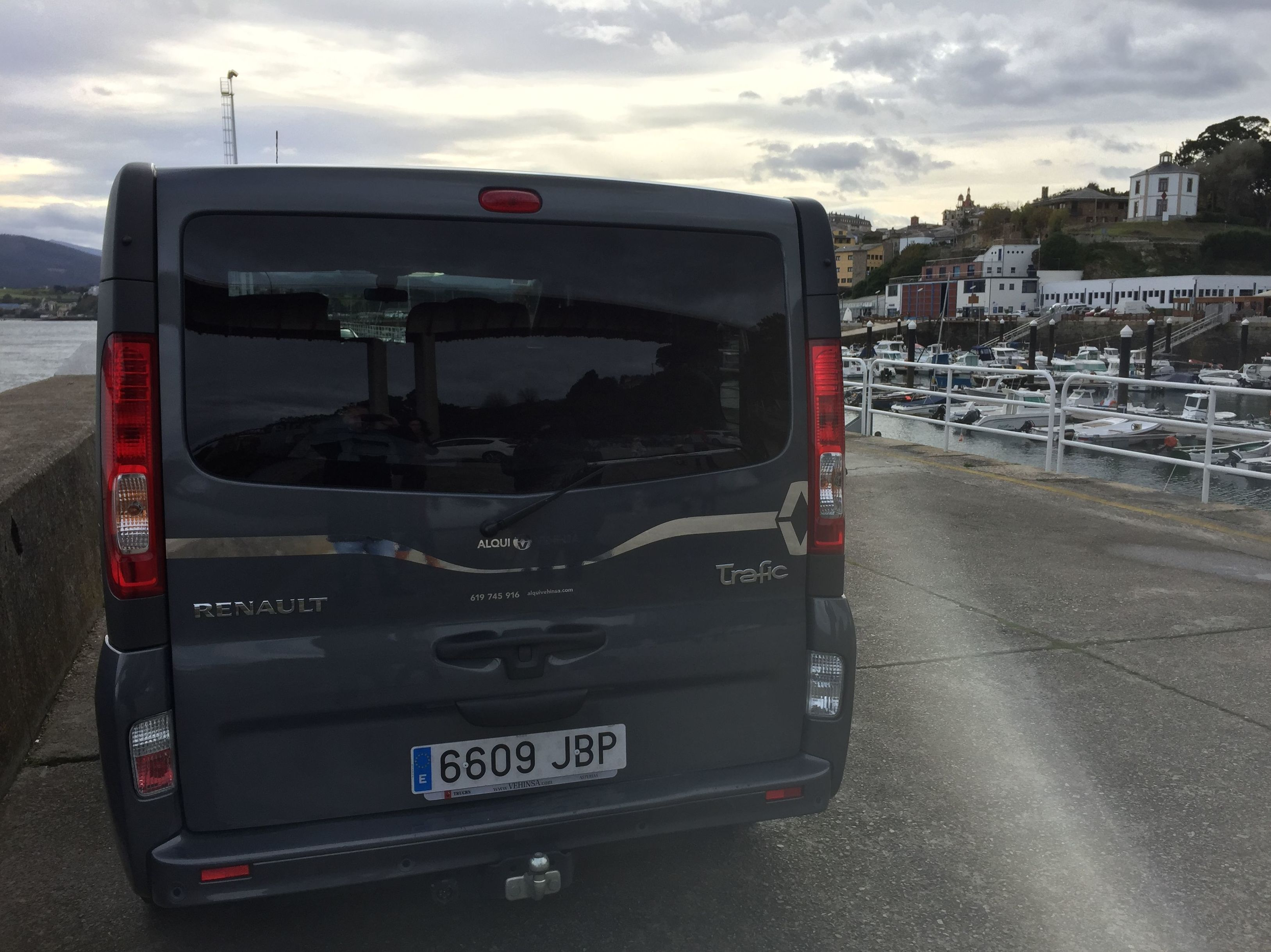 Alquiler vehículos plazas Asturias