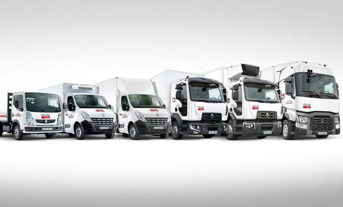 Alquiler furgonetas Asturias