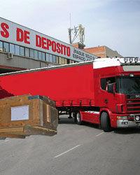 Consolidados nacionales e internacionales: Servicios de Apoli-Stock