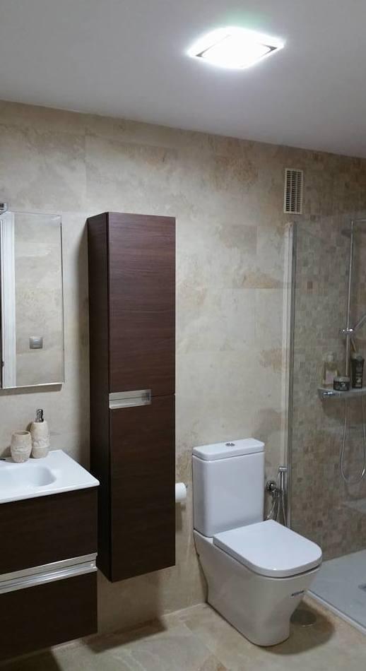 Cuartos de baño en Las Palmas