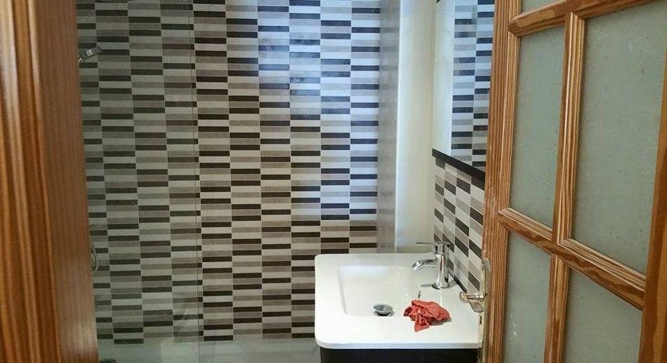 Alicatado de cuarto de baño en Las Palmas