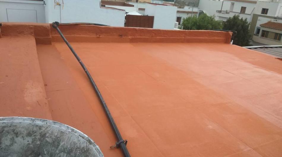 Rehabilitación de fachadas: Servicios de Felipe Marrero. Reformas