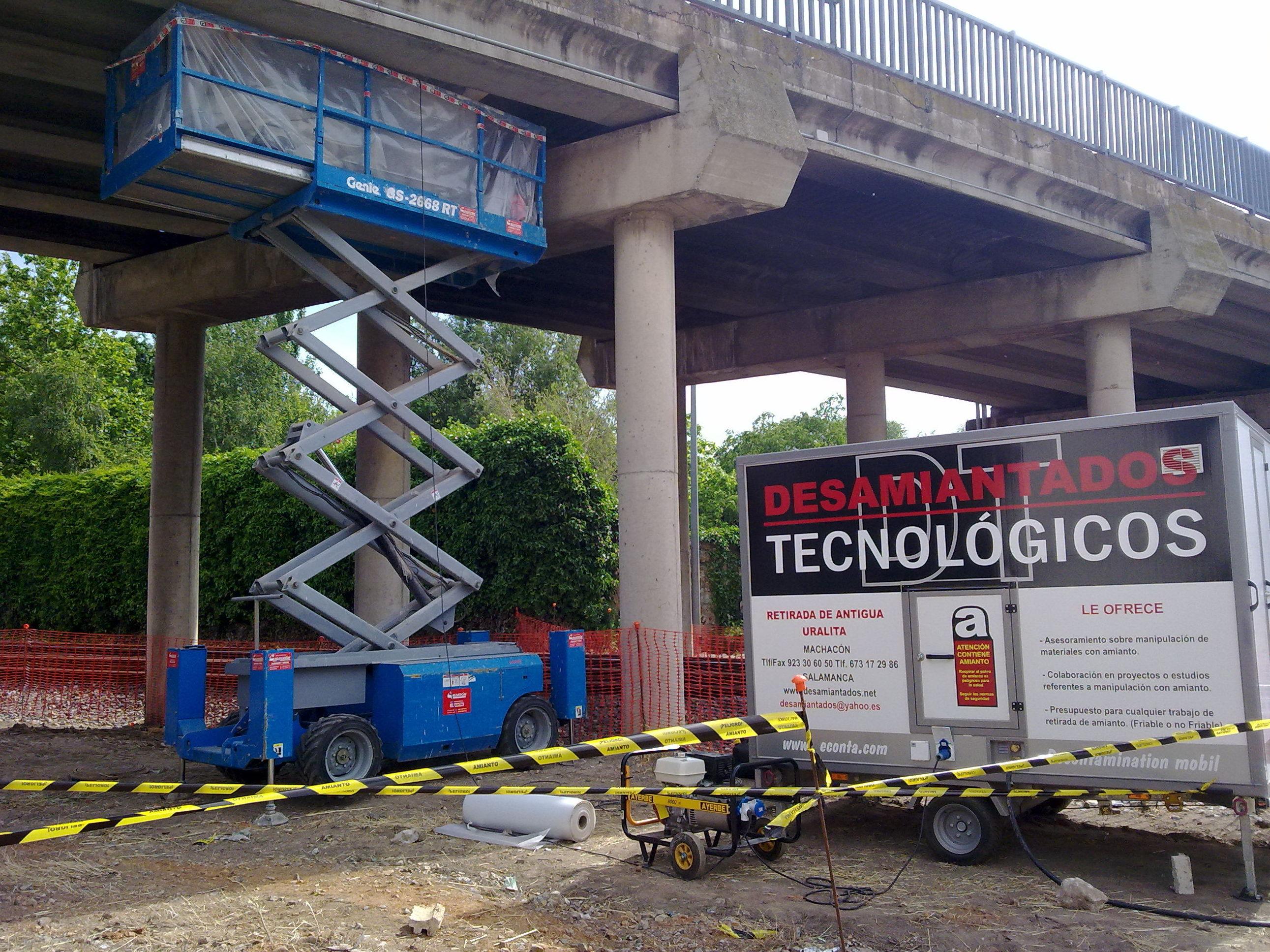 Demolicion puente parte inferior