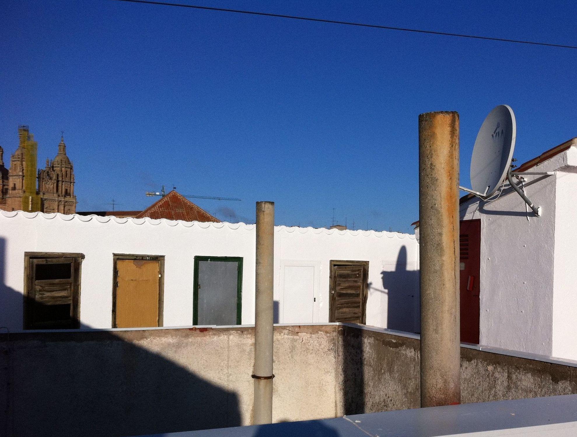 Chimeneas en Salamanca