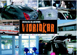 Foto 17 de Láminas para cristales en Málaga | Vidriokar