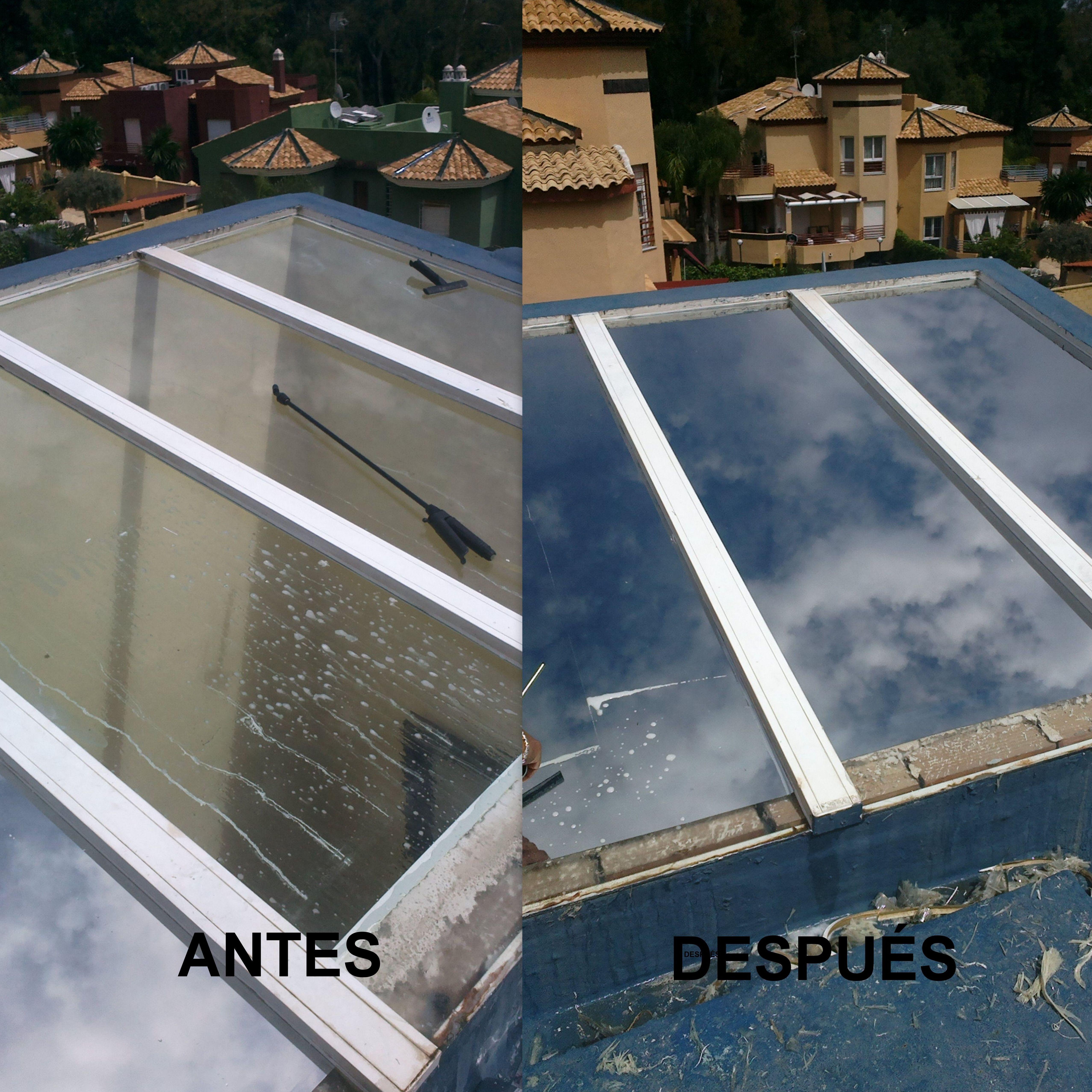 Protección solar en cristales de viviendas y locales comerciales
